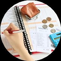 夫婦 お金の管理 共働き 口座