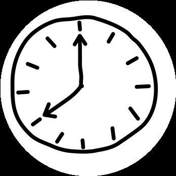 幼児 時間の概念 時計
