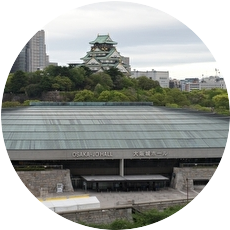 ディズニー・オン・アイス 2020年8月 大阪城ホール 座席