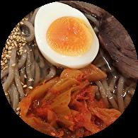 冷麺 スープ 具材