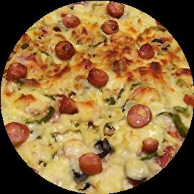 ピザ 手作り 簡単 薄力粉